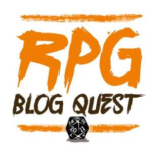 RPG Blog Quest Logo